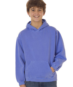 Chouinard 8755-Youth Hooded Sweatshirt