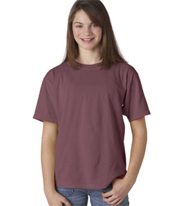 Chouinard 9018 Youth Ring-Spun Garment-Dyed Cotton Tee