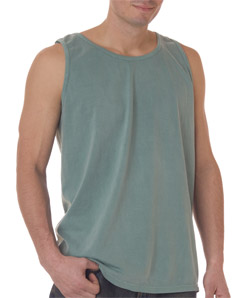Chouinard Adult Garment-Dyed Tank Top