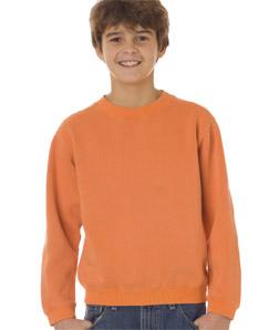 Chouinard 9755-中青年青少年圆领运动衫