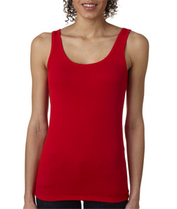 Next Level 3533-The Ladies Blended Jersey Tank