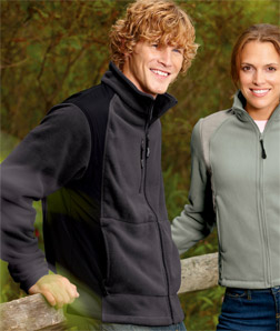 UltraClub 8470-Mens Outdoor Escape Full-Zip Performance ...