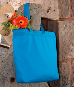 UltraClub 8802-Zippered Tote