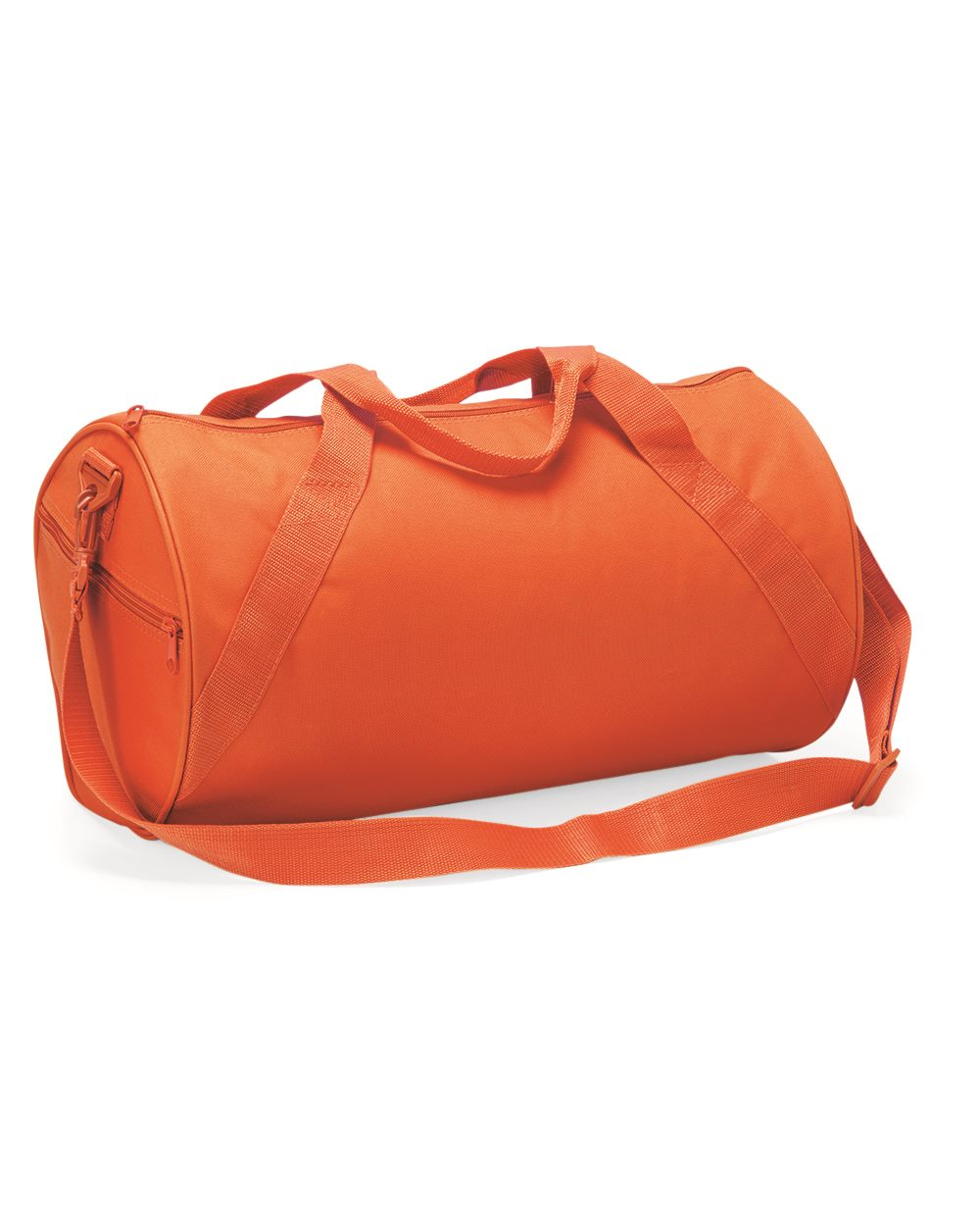 UltraClub 8805-Barrel Duffel Bag