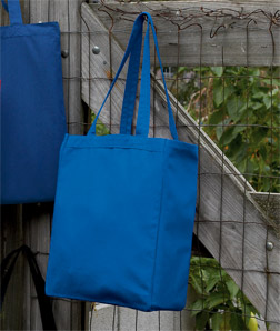 UltraClub 8861-Tote with Gusset