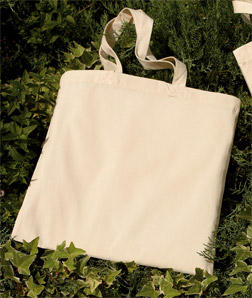 UltraClub 8865-Cotton Canvas Tote