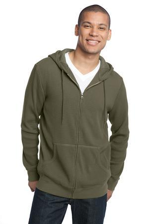 District Made™ DM330 Mens Heavyweight Thermal Full-...