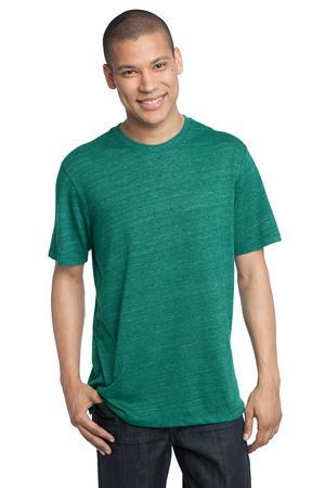 District Made™ DM370 Mens Textured Crew Tee