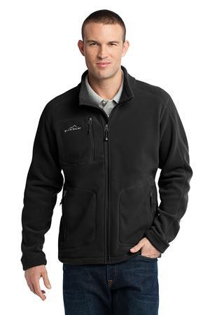 Eddie Bauer® EB230 Wind Resistant Full-Zip Fleece ...