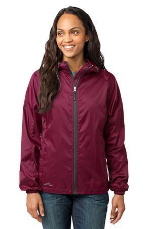 Eddie Bauer® EB501 Ladies Packable Wind Jacket