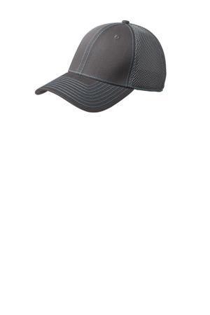 New Era® NE1120 Stretch Mesh Contrast Stitch Cap