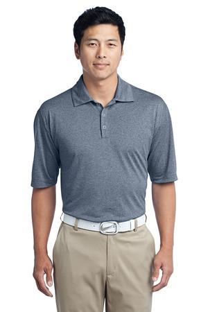 Nike Golf 474231 Dri-FIT Heather Polo