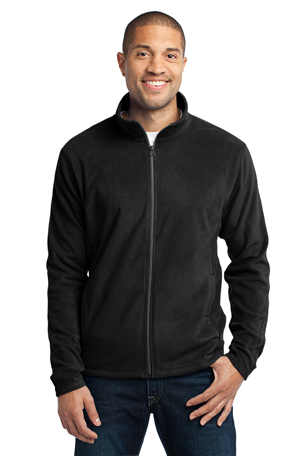 Port Authority® F223 Microfleece Jacket