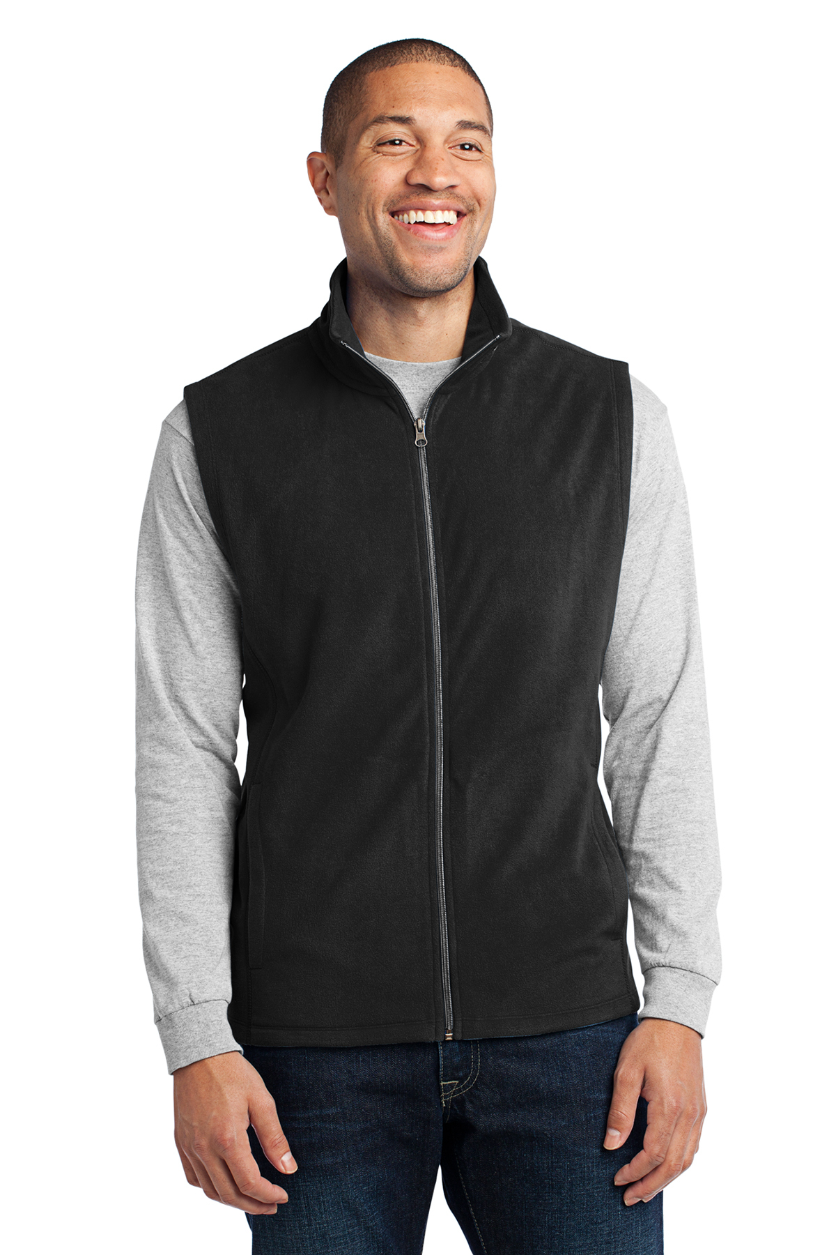 Port Authority® F226 Microfleece Vest