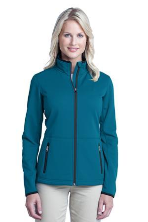 Port Authority® L222 Ladies Pique Fleece Jacket