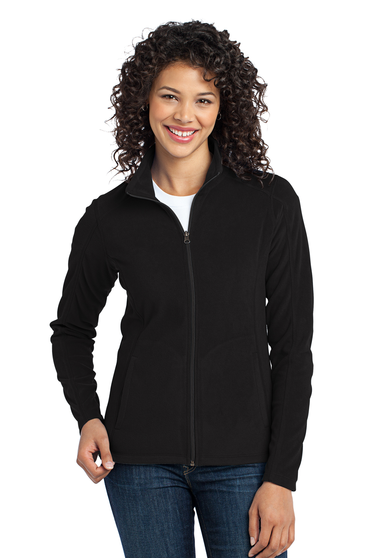 Port Authority® L223 Ladies Microfleece Jacket