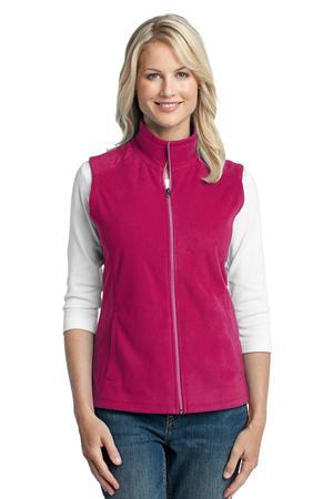 Port Authority® L226 Ladies Microfleece Vest
