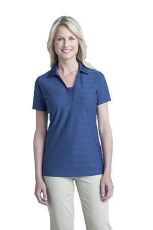 Port Authority® L514 Ladies Horizontal Texture Polo