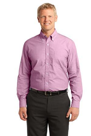 Port Authority® S640 Crosshatch Easy Care Shirt