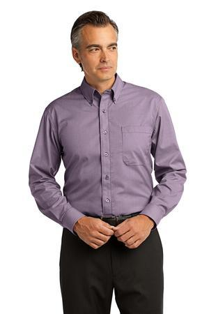 Red House® RH66 Mini-Check Non-Iron Button-Down Shirt