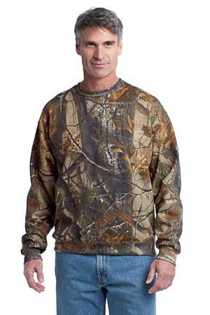 Russell Outdoors™ S188R户外舒适仿真树水手领运动衫