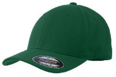 Sport-Tek® STC17 Flexfit®纯色帽子