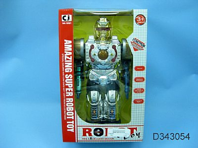 Concord Toys CTD343054 - Robot