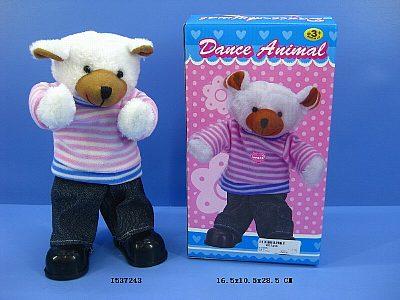 Concord Toys CTI537243 - Dancing Bear