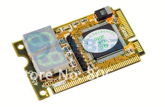 Cyber 842 - 3 in 1 Mini PCI-E Expresscard / Mini PCI ...