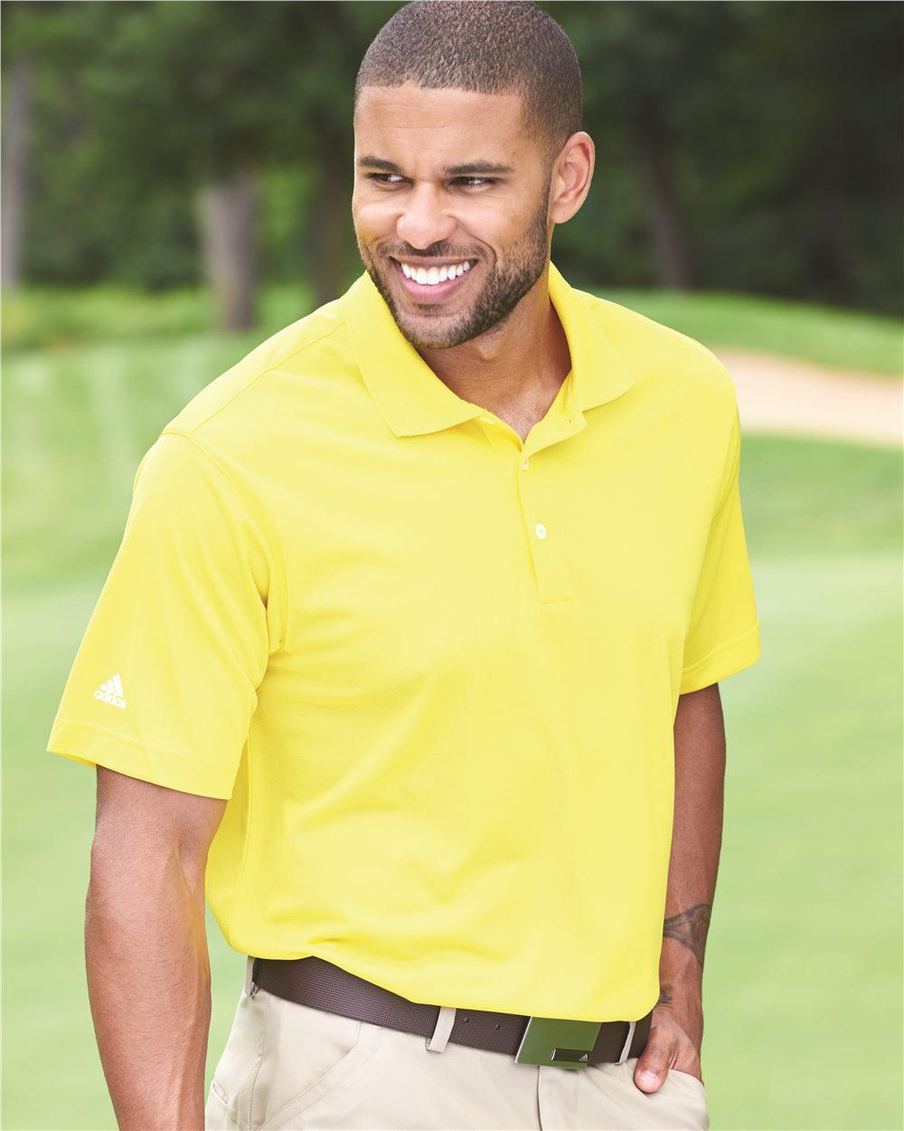Adidas A130 - Men's Basic Sport Shirt