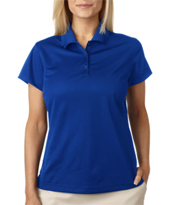 ADIDAS A131 - Ladies' ClimaLite Basic Pique Polo