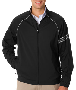 ADIDAS A69 - ClimaProof 3-Stripes Full Zip Jacket