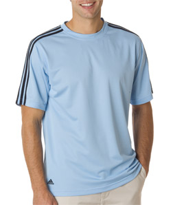 ADIDAS A72 - ClimaLite 3-Stripes Golf Tee