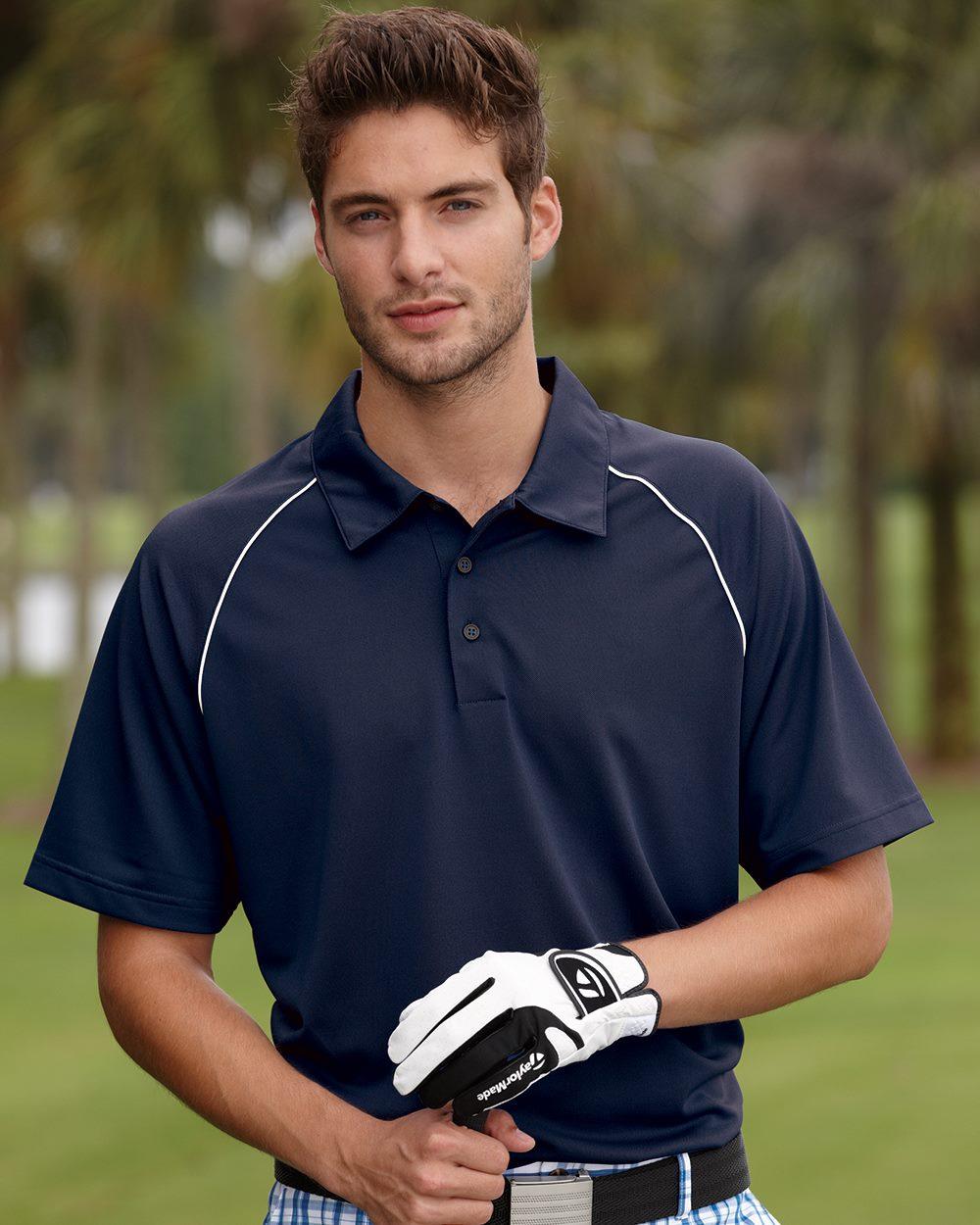 Adidas 阿迪达斯 A82 ClimaLite单珠地(布) PoloT恤
