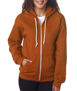 Anvil 71600FL - Ladies' Fashion Full-Zip Hooded Sweatshirt