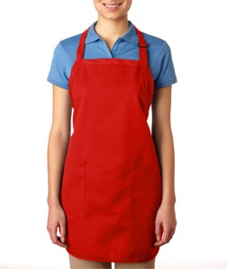 Bayside 4350 - Deluxe Full-length Apron