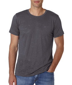 Bella 3601 - Men's Burnout Short-Sleeve Tee