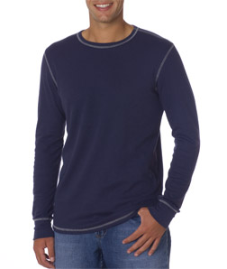 Bella C3500 - Men's Thermal Long-Sleeve Tee