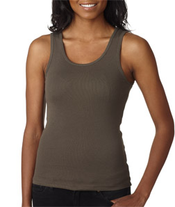 Canvas 1080 - Ladies' Baby Rib Tank Top