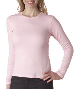 Canvas 5001 - Ladies' Baby-Rib Long-Sleeve Tee