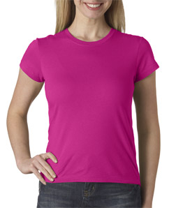 Canvas 6000 - Ladies' Short-Sleeve Tee