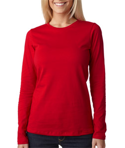 Canvas 6450 - Missy Jersey Long-Sleeve Tee