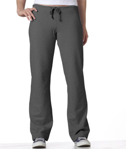 Canvas 7017 - Ladies' Fleece Straight-Leg Sweatpants