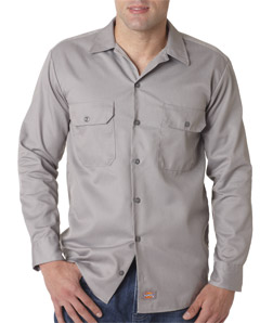 Dickies 574 - Adult Long-Sleeve Work Shirt