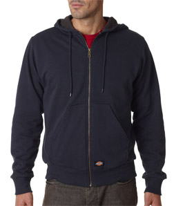 Dickies TW382 - Adult Thermal-Lined Hooded Fleece Jacket