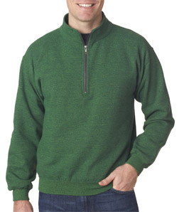 Gildan 18800 - Adult Heavy Blend Vintage 1/4-Zip Cadet ...