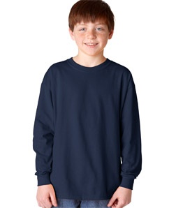 Gildan 5400B - Youth Heavy Cotton Long Sleeve T-Shirt