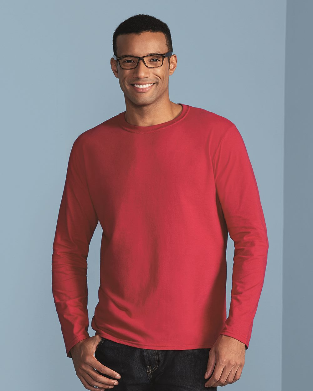 Gildan 64400 - Adult SoftStyle Long-Sleeve T-Shirt