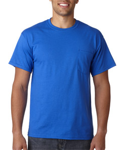 Gildan G8300 - Adult Gildan DryBlend T-Shirt with Pocket
