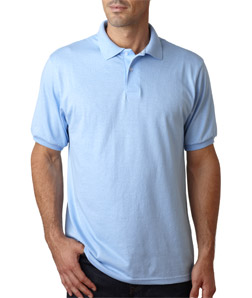 Hanes 054X - Adult ComfortBlend Ecosmart Jersey Polo